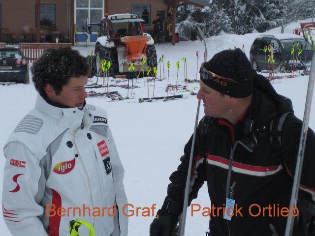 Bernhard Graf, Patrick Ortlieb